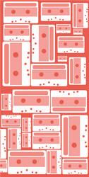 textura1 cassette by goccie