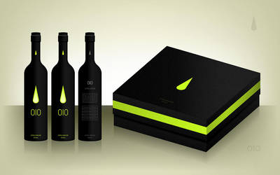 Oio Olive Oil Package by MrBlaq