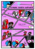 Ki is Here!! (Part 16 I'm Here~ Comic) by kittycry0426