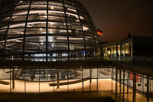 Reichstag building by utico