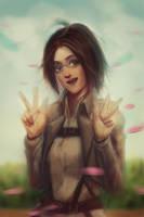 Hanji by Alanica