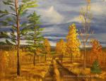 The Autumn by Oksana007
