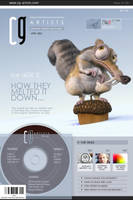 CG Artists Magazine by magneto-ms
