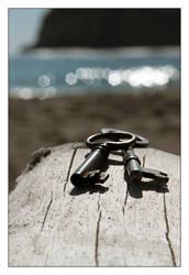 Keys to the Treasure by TeaPhotography
