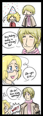 APH: Canada BDAY 2 RUSCAN by TheGrief