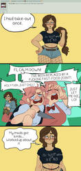 ask 12 One time by Clownmonarch