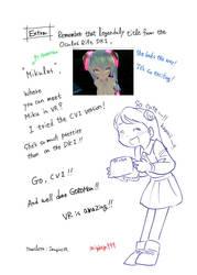 VR Niche Girls! 10-23-16 (Extra) by ImagineVR
