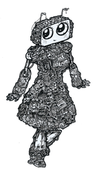 Little Christina by Super-Wooper