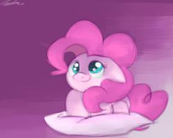 Have some Pinkie. by StrangeMoose