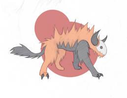Fakemon Evolution by Sekai-sun