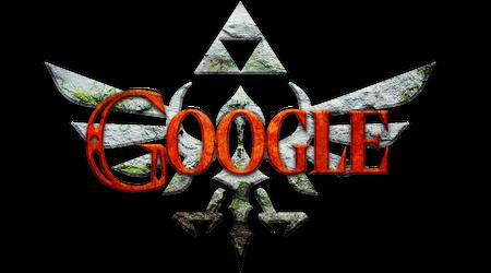 The Legend of Zelda Google (+installation guide) by Albusonita