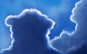 Cloud Study by Pentoculus