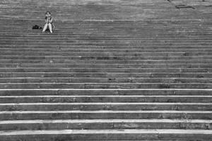 EUR Stairway by Window-Of-Perception