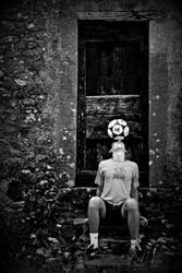 Italian Soccer Dreamer. by Window-Of-Perception