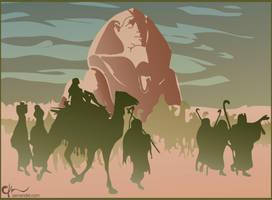 le sphinx by samandel