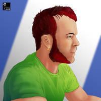 portrait So' Figo by samandel