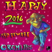 Happy 2016 by samandel