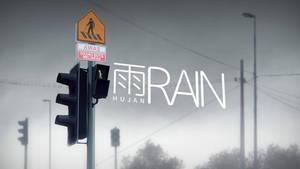 Hujan by mclelun
