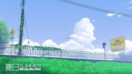 Summer by mclelun