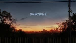 Selamat Malam by mclelun