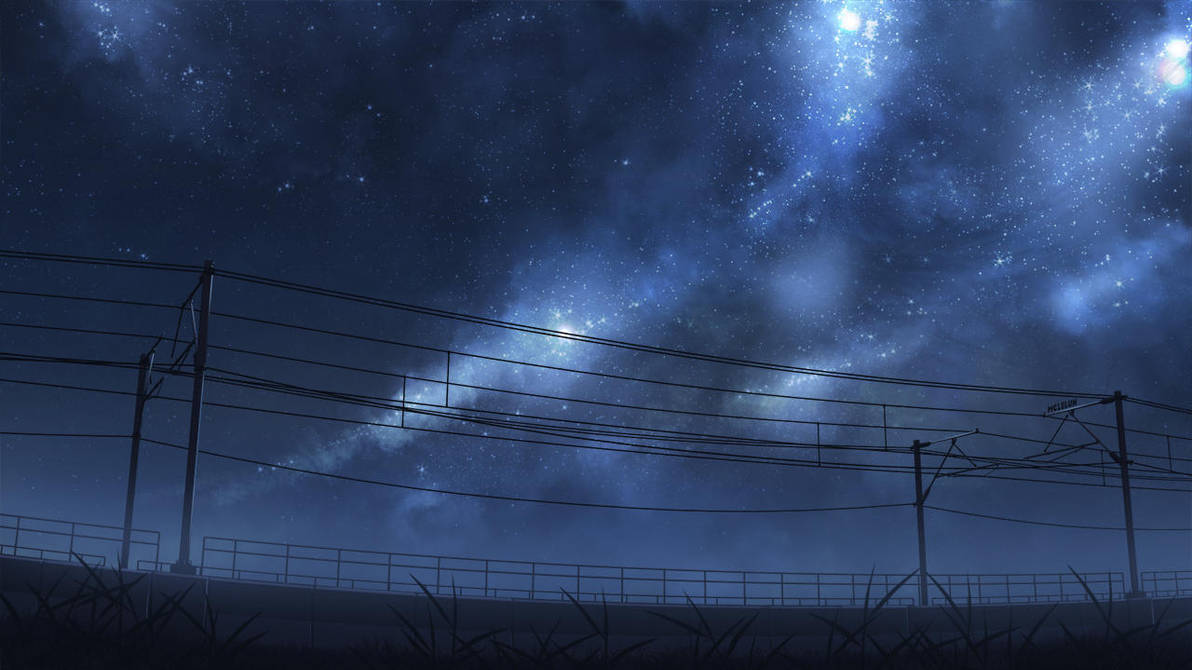 starry night by mclelun