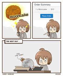 Mooncake by mclelun
