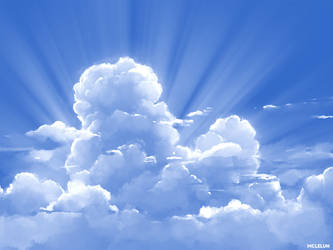 cloud by mclelun