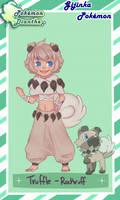 [PD] Gijinka Meme - Truffle by Lolithan