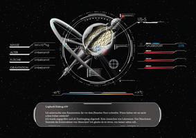 Spaceship Head-up-display by Robert-PA
