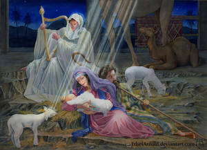 Nativity by EdselArnold