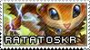 Smite Stamps: Ratatoskr by mothquake