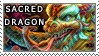 Smite Stamps: Sacred Dragon Kukulkan by mothquake