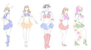 Sailor Group by sethron