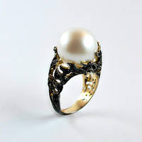 Vintage ring 1 by GatoJewel-DerKater