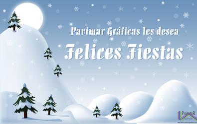 Merry Xmas 2017 Pavimar Graficas by SusanaCLLL