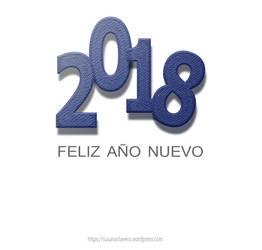 Feliz 2018 by SusanaCLLL