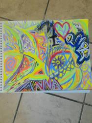 mi Amor  by AnthonyJSalcido