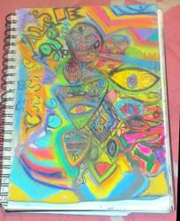 mental crisis by AnthonyJSalcido