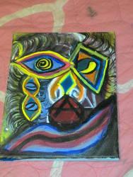 all I see  by AnthonyJSalcido