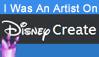 DisneyCreate Artists' Stamp by The-Sparkly-Spycar