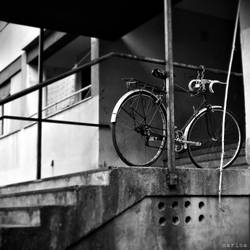 Bicycle by MarinaCoric