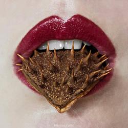 Sharp-Tongued by MarinaCoric