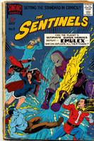 The Sentinels #5 - Emulex by roygbiv666