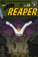 The Grim Reaper #13 by roygbiv666