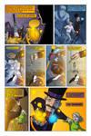 The Traveler Origin Page - David Bednarsski by roygbiv666