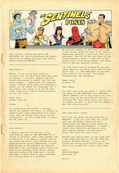 Sentinels Letter Column - Page 1 by roygbiv666