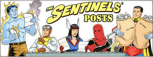 Sentinels Letters Page by roygbiv666