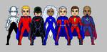 Micro Heroes by roygbiv666