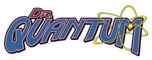 Dr Quantum logo by roygbiv666