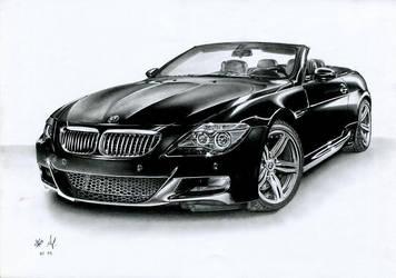 BMW M6 by watracz